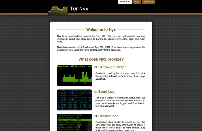 new nyx site